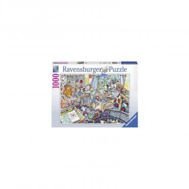 Пазл Ravensburger Игрушки 1000 элементов Фото