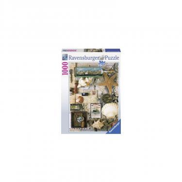 Пазл Ravensburger Морские сувениры 1000 элементов Фото