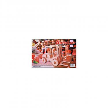 Сборная модель Мир деревянных игрушек Автокар Фото