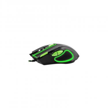Мышка Esperanza MX401 Hawk black-green Фото 1