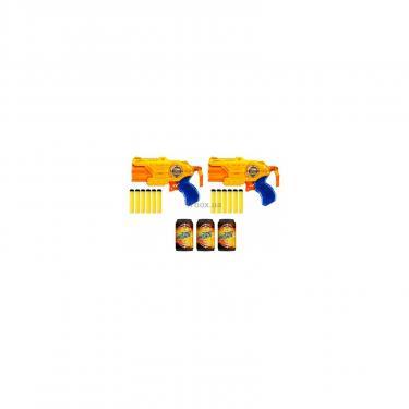 Игрушечное оружие Zuru X-Shot Скорострельный Бластер Excel Combo Pack 2 шт Фото