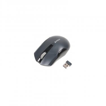 Мишка A4tech G3-200N Grey - фото 1