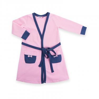 """Пижама Matilda и халат с мишками """"Love"""" (7445-134G-pink) - фото 2"""