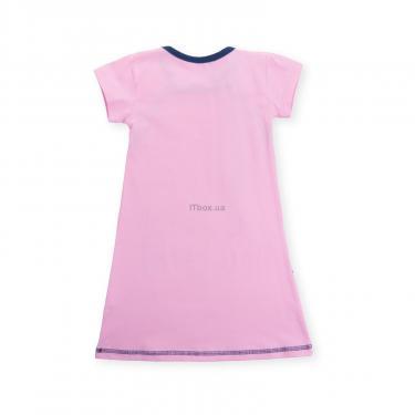 """Пижама Matilda и халат с мишками """"Love"""" (7445-134G-pink) - фото 5"""