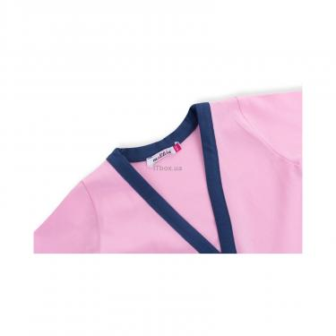 """Пижама Matilda и халат с мишками """"Love"""" (7445-134G-pink) - фото 7"""