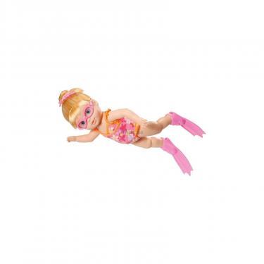 Кукла Zapf MY LITTLE BABY BORN - учимся плавать (32 см, с акс Фото 1