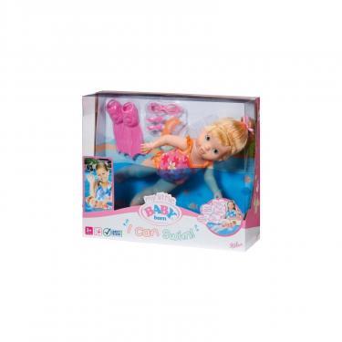 Кукла Zapf MY LITTLE BABY BORN - учимся плавать (32 см, с акс Фото 4