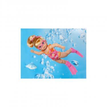 Кукла Zapf MY LITTLE BABY BORN - учимся плавать (32 см, с акс Фото 5