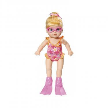 Кукла Zapf MY LITTLE BABY BORN - учимся плавать (32 см, с акс Фото