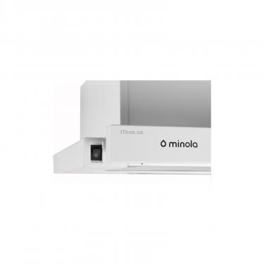 Вытяжка кухонная Minola HTL 6010 WH 430 Фото 2