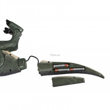 Интерактивная игрушка Same Toy Динозавр Dinosaur Planet серый со светом и звуком Фото 9