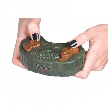 Интерактивная игрушка Same Toy Динозавр Dinosaur Planet серый со светом и звуком Фото 1