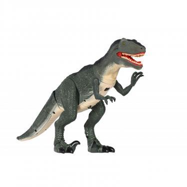 Интерактивная игрушка Same Toy Динозавр Dinosaur Planet серый со светом и звуком Фото 3