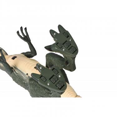 Интерактивная игрушка Same Toy Динозавр Dinosaur Planet серый со светом и звуком Фото 6