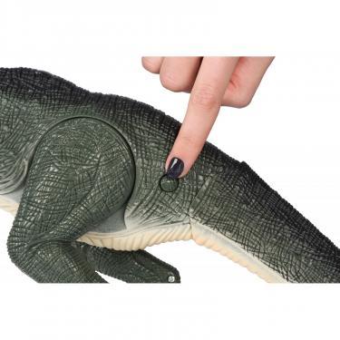 Интерактивная игрушка Same Toy Динозавр Dinosaur Planet серый со светом и звуком Фото 8