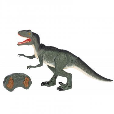 Интерактивная игрушка Same Toy Динозавр Dinosaur Planet серый со светом и звуком Фото