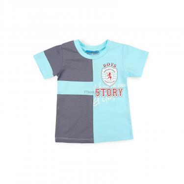 "Пижама Matilda ""TOYS STORY"" (7488-3-128B-blue) - фото 2"