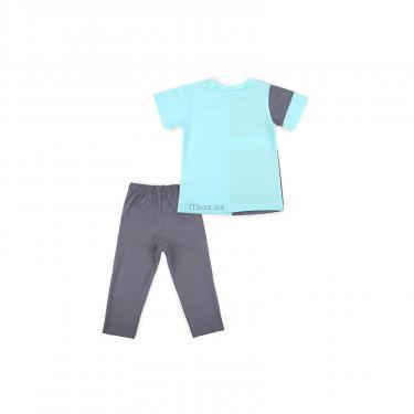 "Пижама Matilda ""TOYS STORY"" (7488-3-128B-blue) - фото 4"
