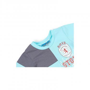 "Пижама Matilda ""TOYS STORY"" (7488-3-128B-blue) - фото 7"