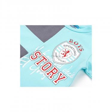 "Пижама Matilda ""TOYS STORY"" (7488-3-128B-blue) - фото 9"