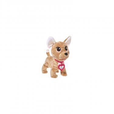 Интерактивная игрушка Chi Chi Love Чихуахуа Хэппи интерактивная с сумочкой 30 см Фото 2