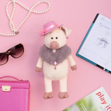 Мягкая игрушка Orange Мадам Свинкина, 48 см Фото 4