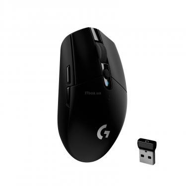Мышка Logitech G305 Lightspeed Black Фото