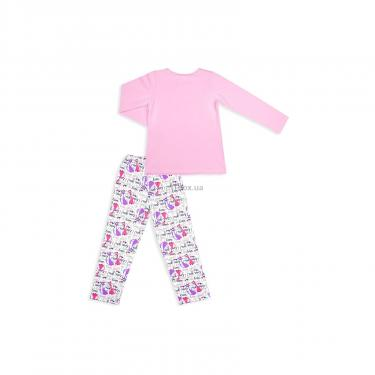 Пижама Matilda с котиками (4158-152G-pink) - фото 4