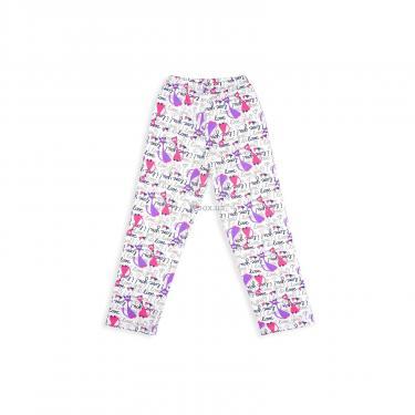 Пижама Matilda с котиками (4158-152G-pink) - фото 6