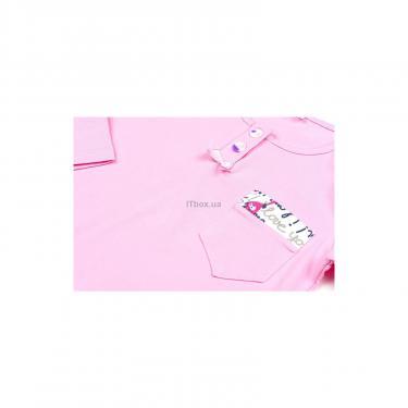 Пижама Matilda с котиками (4158-152G-pink) - фото 7