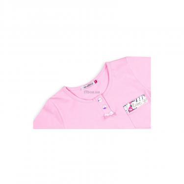 Пижама Matilda с котиками (4158-152G-pink) - фото 9