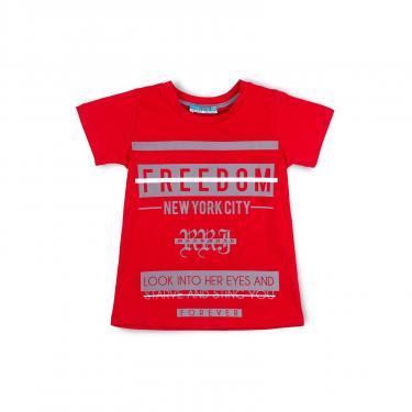 "Пижама Matilda ""FREEDOM"" (7742-176B-red) - фото 2"