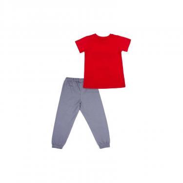 "Пижама Matilda ""FREEDOM"" (7742-176B-red) - фото 4"