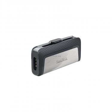 USB флеш накопитель SANDISK 256GB Ultra Dual Drive USB 3.1 Type-C (SDDDC2-256G-G46) - фото 2