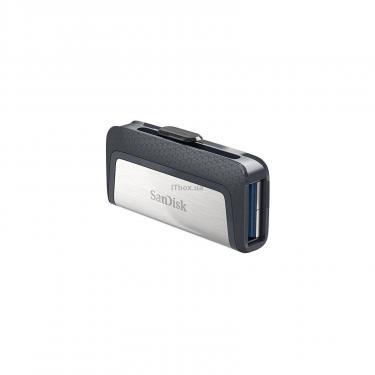 USB флеш накопитель SANDISK 256GB Ultra Dual Drive USB 3.1 Type-C (SDDDC2-256G-G46) - фото 3
