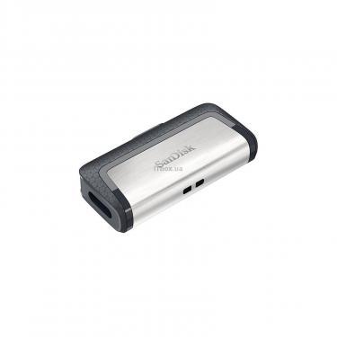 USB флеш накопитель SANDISK 256GB Ultra Dual Drive USB 3.1 Type-C (SDDDC2-256G-G46) - фото 4