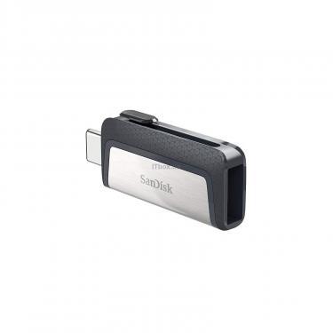 USB флеш накопитель SANDISK 256GB Ultra Dual Drive USB 3.1 Type-C (SDDDC2-256G-G46) - фото 6