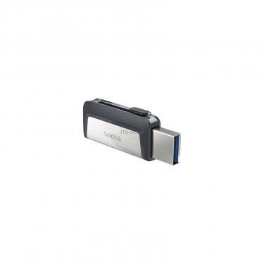 USB флеш накопитель SANDISK 256GB Ultra Dual Drive USB 3.1 Type-C (SDDDC2-256G-G46) - фото 7