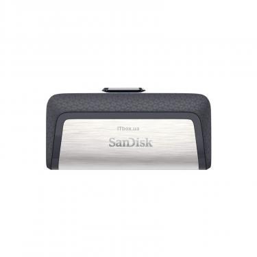USB флеш накопитель SANDISK 256GB Ultra Dual Drive USB 3.1 Type-C (SDDDC2-256G-G46) - фото 1