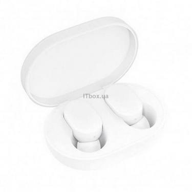 Навушники Xiaomi Mi AirDots Youth Edition White (ZBW4409CN / TWSEJ02LM) - фото 3