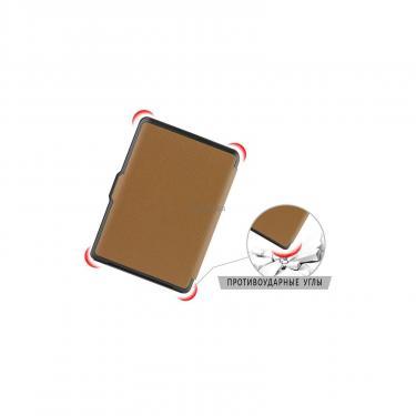 Чехол для электронной книги AirOn Premium для AIRBOOK City Base/LED brown (4821784622015) - фото 4