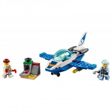 Конструктор LEGO City Воздушная полиция: патрульный самолёт 54 детали (60206) - фото 2