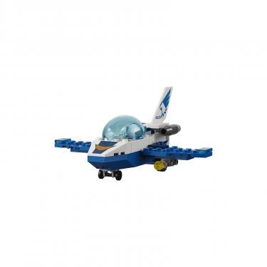 Конструктор LEGO City Воздушная полиция: патрульный самолёт 54 детали (60206) - фото 4
