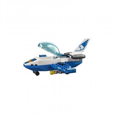 Конструктор LEGO City Воздушная полиция: патрульный самолёт 54 детали (60206) - фото 5