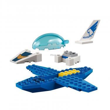Конструктор LEGO City Воздушная полиция: патрульный самолёт 54 детали (60206) - фото 6