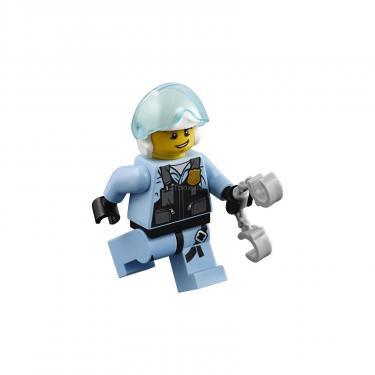 Конструктор LEGO City Воздушная полиция: патрульный самолёт 54 детали (60206) - фото 7