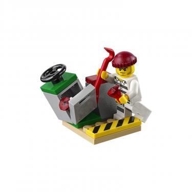 Конструктор LEGO City Воздушная полиция: патрульный самолёт 54 детали (60206) - фото 8