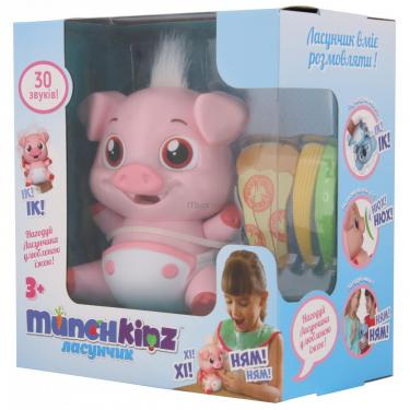 Интерактивная игрушка Genesis Munchkinz Лакомка Поросенок Фото 3