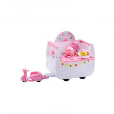 Игровой набор Peppa Фургончик с мороженым Фото 2