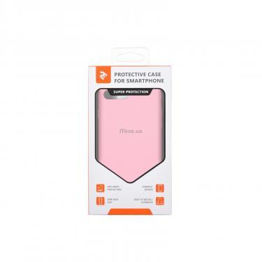 Чехол для моб. телефона 2E Apple iPhone 7/8, Liquid Silicone, Rose Pink (2E-IPH-7/8-NKSLS-RPK) - фото 3